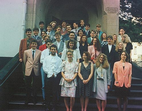 Abiturjahrgang 1993