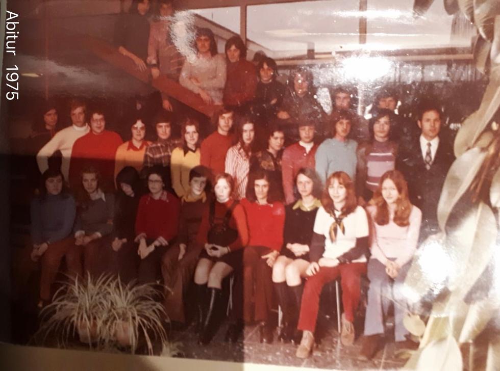 Abiturjahrgang 1975