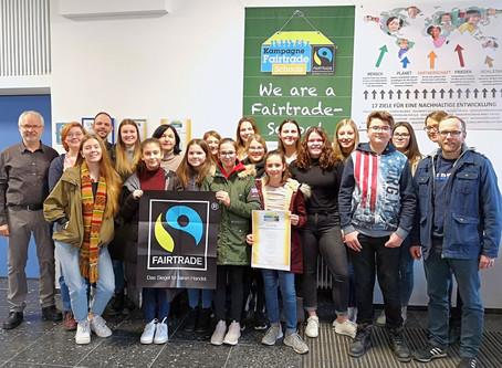 EKG bleibt Fairtrade-Schule