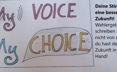 Juniorwahl 2021 - Ab heute online wählen!