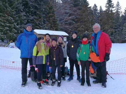 Erich Klausener Gymnasium erneut Landessieger im Skilanglauf