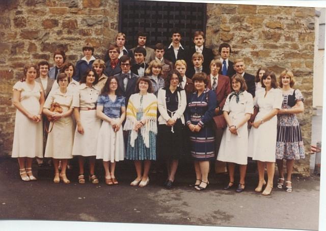 Abiturjahrgang 1977
