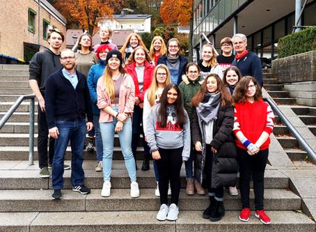 Die Zukunfts-AG am Erich-Klausener-Gymnasium