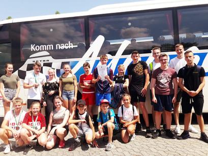 14 Medaillen für die LeichtathletInnen des Erich-Klausener-Gymnasiums