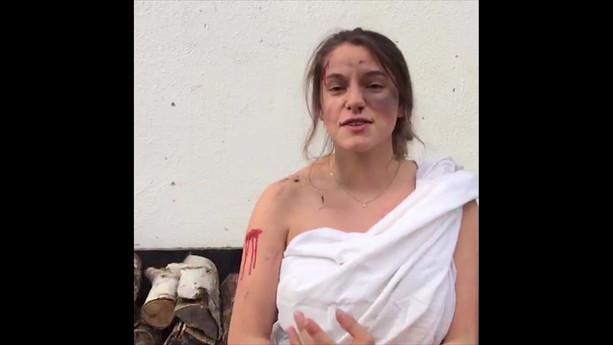 Reportage - Der Ausbruch des Vesuv