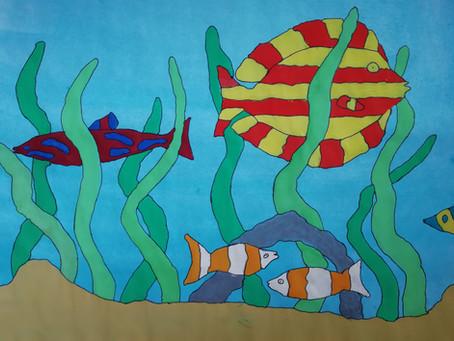 Blick ins Aquarium (Klasse 5/6)