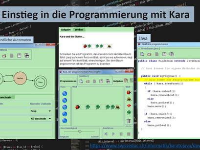 Selber Spiele programmieren - klar!...mit Kara