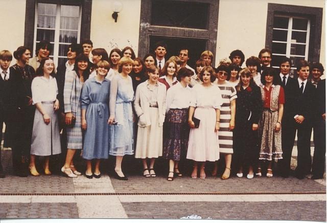 Abiturjahrgang 1980