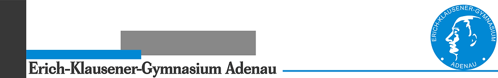 EKG Adenau Erich-Klausener-Gymnasium Adenau