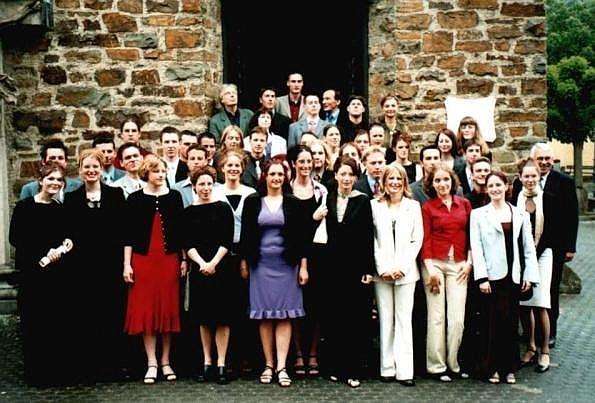 Abiturjahrgang 2001