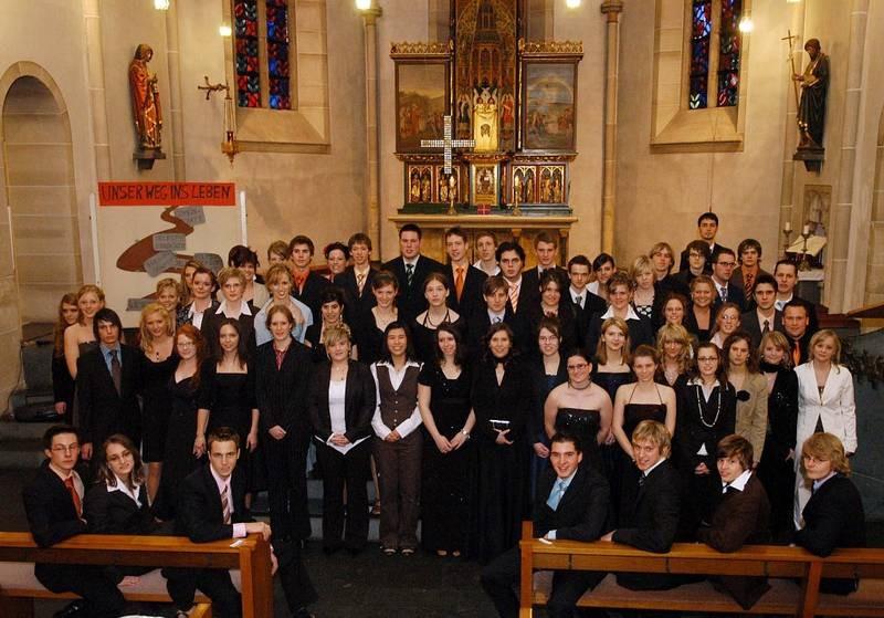 Abiturjahrgang 2007