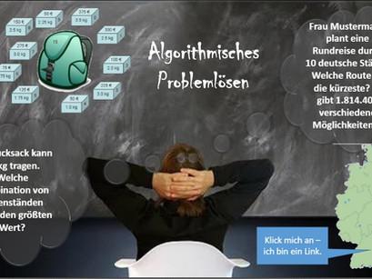 Algorithmisches Problemlösen oder das Problem des Handlungsreisenden