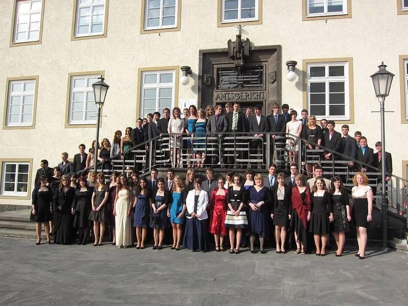 Abiturjahrgang 2011