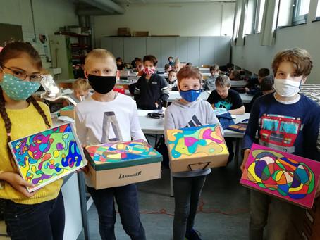Kunst in der Klasse 5 und 6