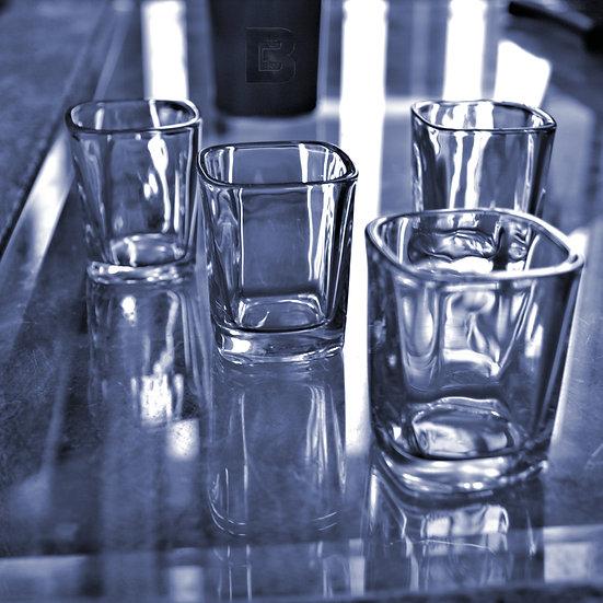 BigAl Entertainment Shot Glasses (Set of 4)