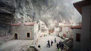 Ανοιξε η Παναγία Σουμελά στην Τραπεζούντα για τους επισκέπτες, μετά από 5 χρόνια