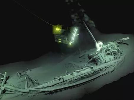 Το «πλοίο του Οδυσσέα»: Αρχαιοελληνικό καράβι 2.400 ετών ανακαλύφθηκε ακέραιο στη Μαύρη Θάλασσα