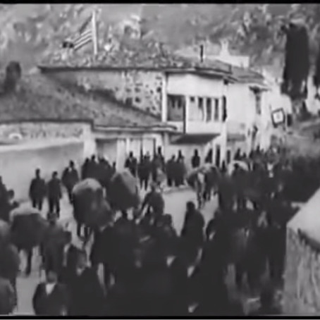 Μοναδικό κινηματογραφικό ντοκουμέντο από την απελευθέρωση της Τραπεζούντας από τους Ρώσους το 1916
