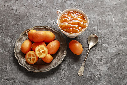 kumquat Corfu gastronomy