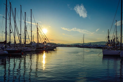 Piraeus | Greece | Sun