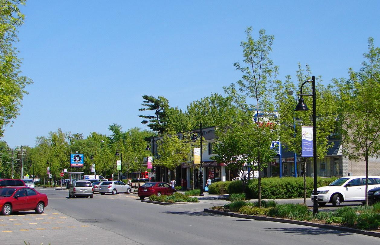 Beaconsfield Village