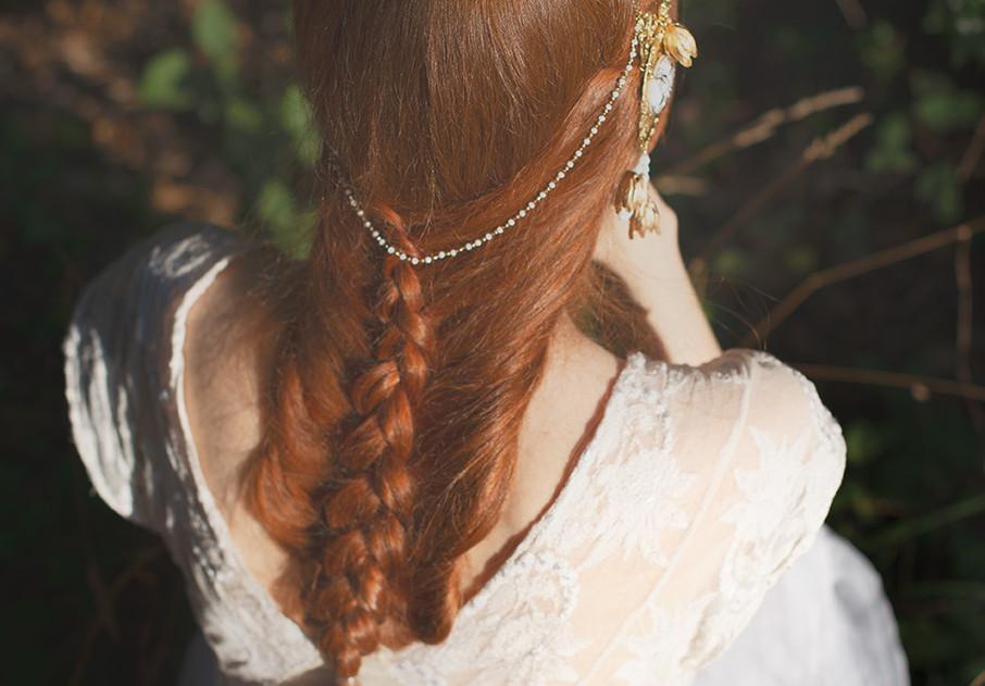 Selene Headdress