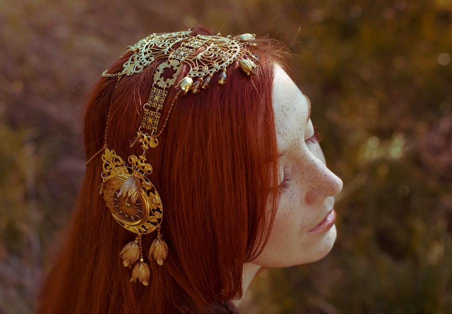 Autumn Headdress