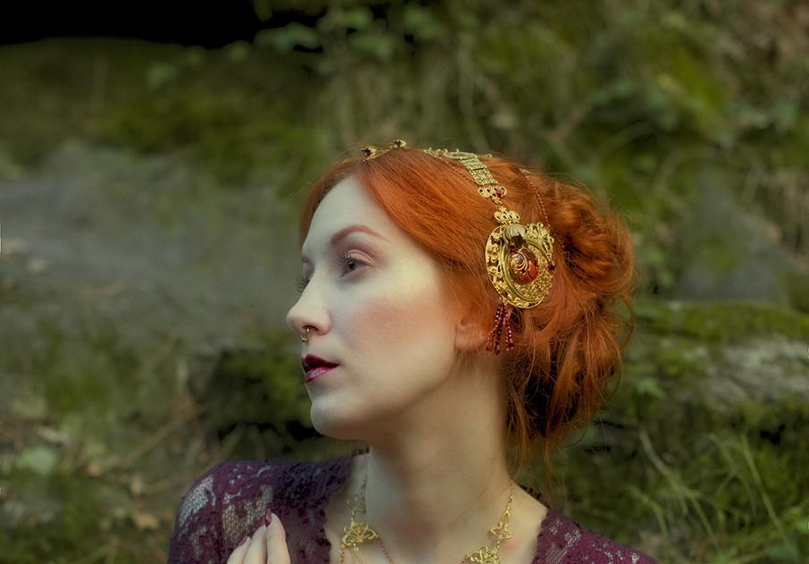 Rubi Headdress