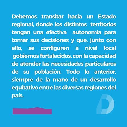 1- Regionalismo y Autonomía TerritorialD