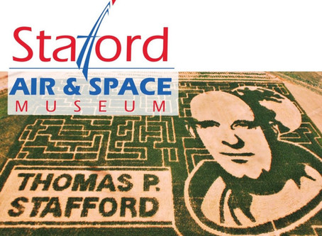 P Bar Farms Gets Lost in Space with Stafford Air and Space Museum