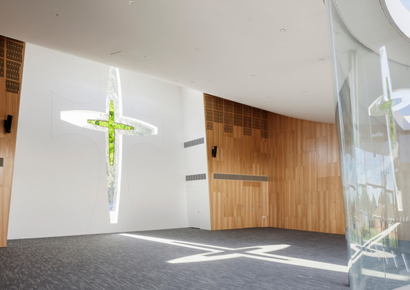 Te Mānawa - Catherine McAuley Centre