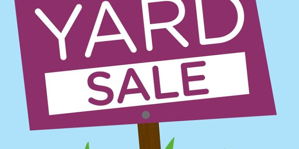 Neighborhood-Wide Yard Sale