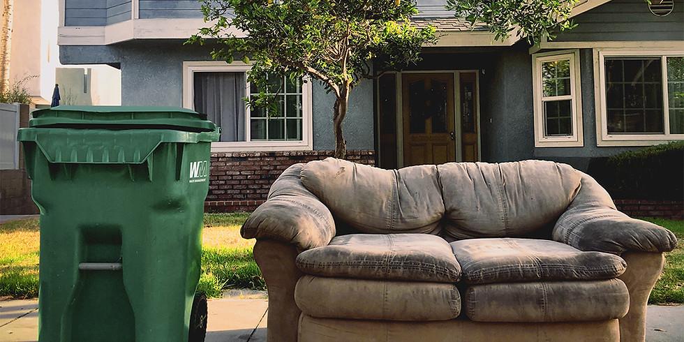 Neighborhood Junk/Bulk Pick-Up Day