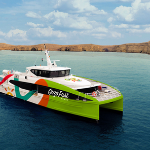 Work Starts on the Fast Ferry Terminal