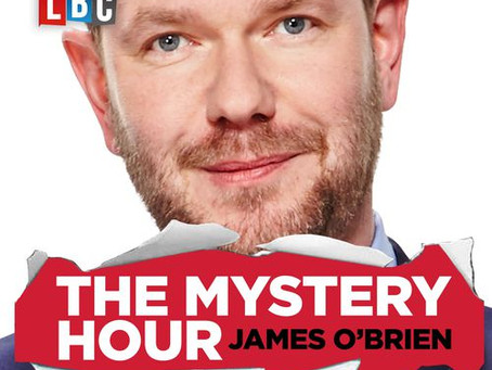 Mystery Hour with James O'Brien