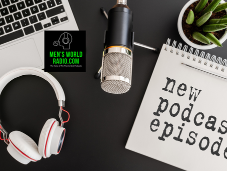 Grow Your Podcast Audience With The Men's World Podcast Marketing Services Solution