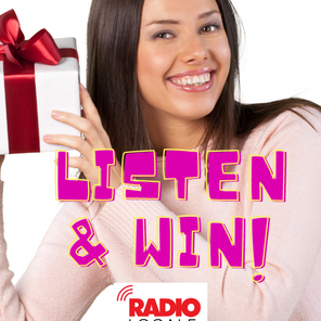 Listen & Win Competition Launched!