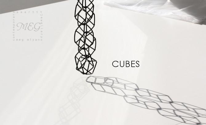 ニュー・コレクション キューブ CUBES