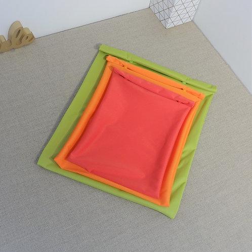 lot de 3 Sacs congélations lavable polyester film polyuréthane
