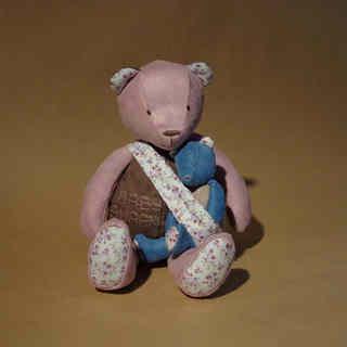 Mini Bear et son bébé