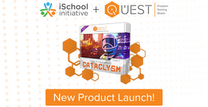 iSchool Initiative launches new product, QUEST Problem Solving Boxes!