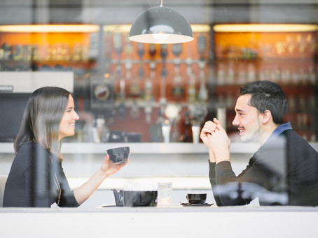 Sales is like dating. No one wants to be sold, they want to fall in love