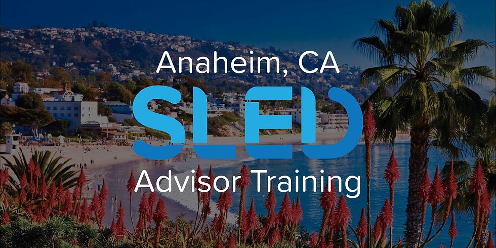 Anaheim Live Training