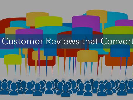 Customer Reviews that Convert