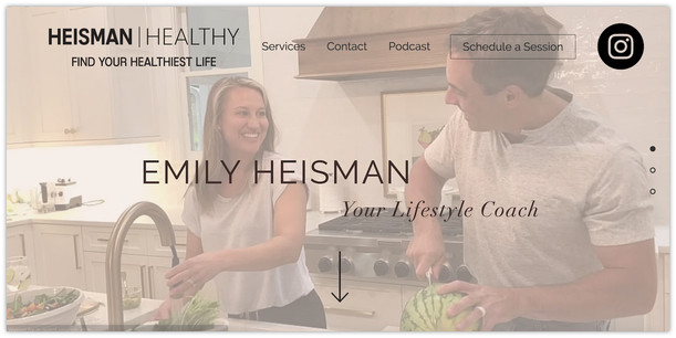 Heisman Healthy