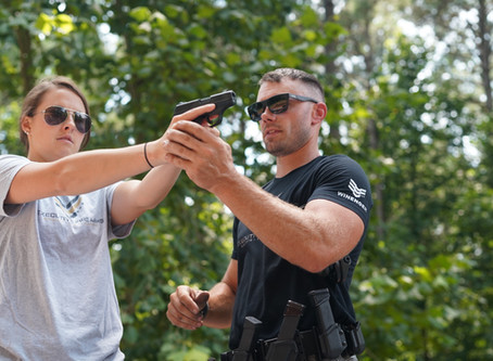 Why Firearm Training Matters for all Levels of Experience