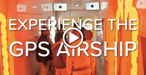 iSchool Launches the GPS Airship