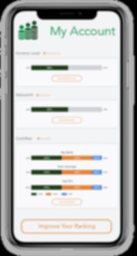 Money Peer App Example