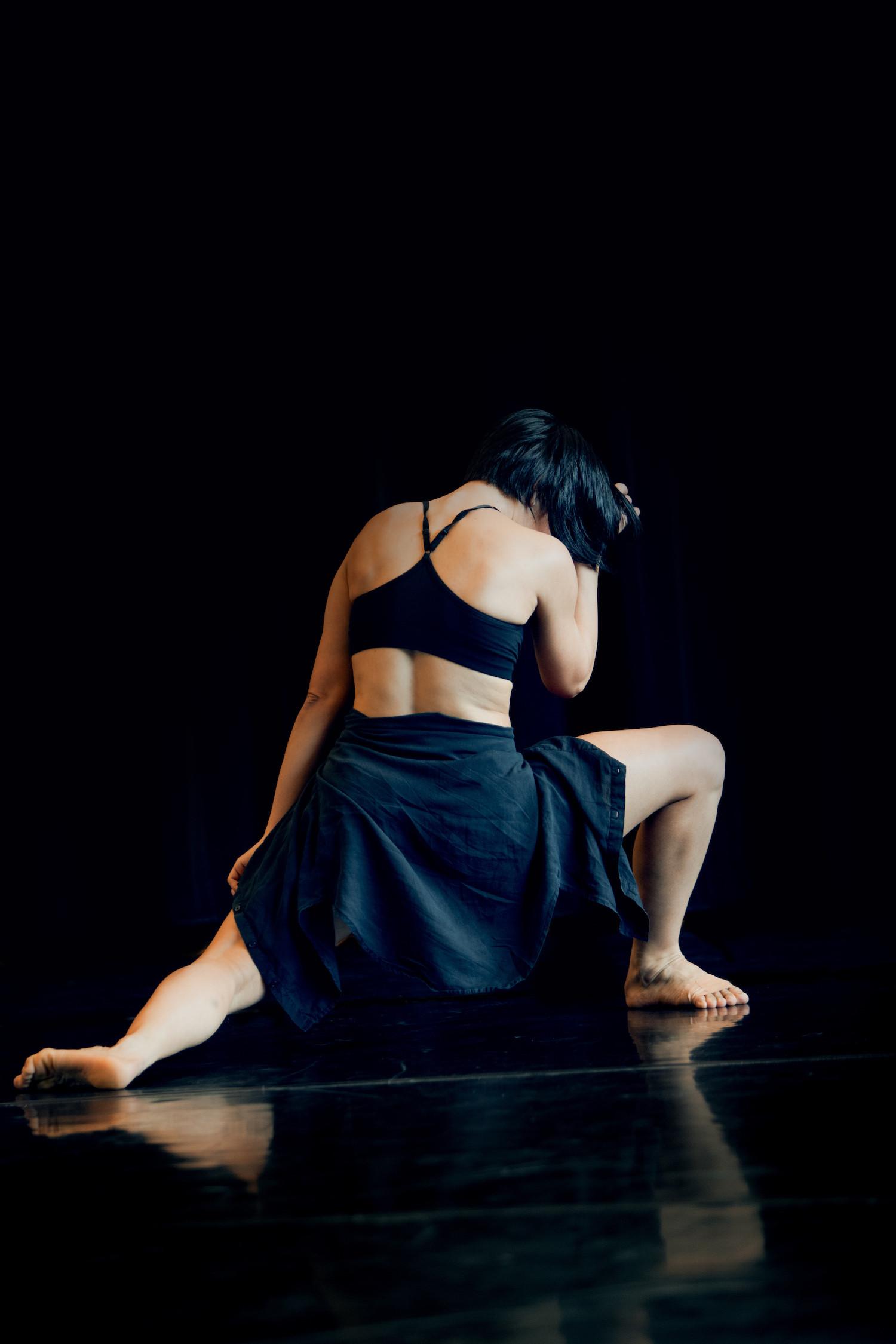 Cuban Malpaso Dancer in Jackson Hole