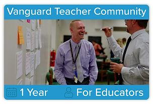 Vanguard Teacher Community